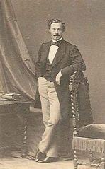 Le duc de Penthièvre Pierre d'Oléans