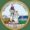 Sceau actuel du district de Columbia