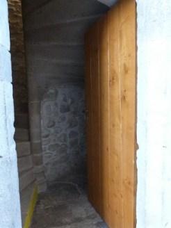 Accès au sous-sol