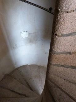 Escalier à vis