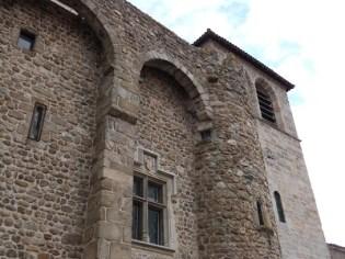 Façades fortifiées