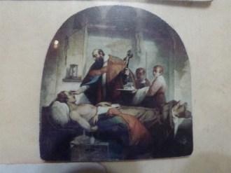 1 - L'extrême-Onction (1847) Antoine Coutel (1814-1884)