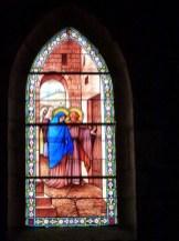 Saint Jean accueille la Vierge dans sa maison après la mort du Christ