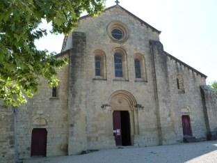 Plan de l'abbaye de Silvacane