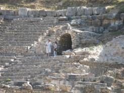 Ephèse-L'Odéon