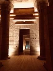 Entrée du sanctuaire