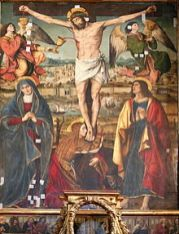 Rétable de la Crucifixion