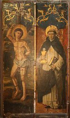 Saint-Sébastien et Saint-Thomas d'Aquin