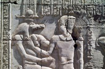 Sobek et Ptolémée VI Philométor