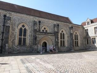 Le Château de Winchester