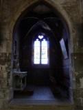Chapelle dans collatéral droit