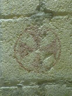 Croix sur pilier