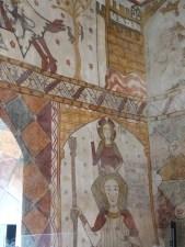 Saint Christophe portant le Christ sur ses épaules