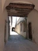 Corridor lithurgique