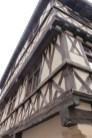 Charlieu maisons à colombages
