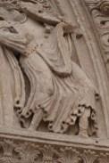 Grand portail- décorations