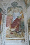 La chapelle des fresques-Les aveugles voient, les boiteux marchent.