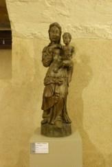Le Cellier-Vierge à l'Enfant fin du 16ème siècle.