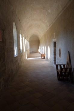 Le grand cloître-Galerie