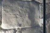 Le préau des prisonniers- graffitis