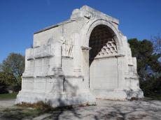 Les antiques-de Saint-Rémy de Provence- l'Arc de Triomphe