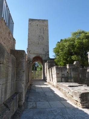 Le théâtre antique