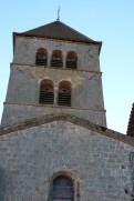 Le clocher clunisien