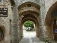 Porte principale