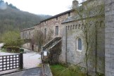Abbaye de Sylvanès - entrée et accueil