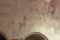 Sacristie- fresques