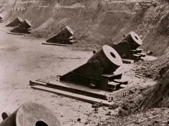 La guerre de Secession (Ken Burns) - artillerie nordiste