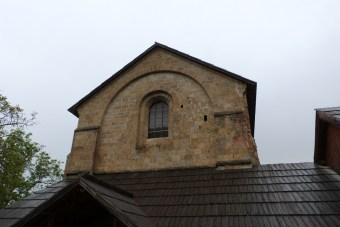 L'abbaye de Boscodon