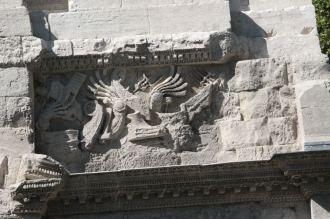 Arc de triomphe- bas relief