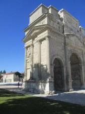Arc de triomphe- face latérale ouest