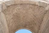 Voûte de l'arche centrale