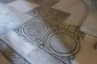 Mosaïque de l'abside en cul-de-four