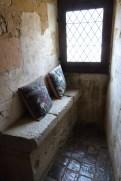 Chambre de Madame - fenêtre à coussiège