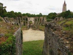 L'amphithéâtre de Saintes