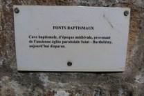 Fonts baptismaux (2)