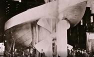 Monitor et sa propulsion par hélice