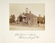 Le palais de justice de Williamsburg