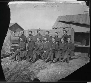 Armée de Cumberland, groupe de cour martiale