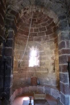 Chapelle castrale Saint-Jacques XIIème siècle