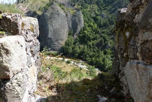 La Loire vue des remparts
