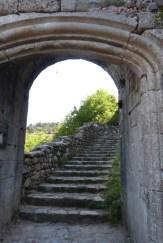 L'avant-porte du XVème siècle (3)