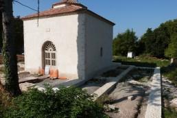 Le baptistère paléochrétien (3)