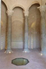 Le baptistère paléochrétien