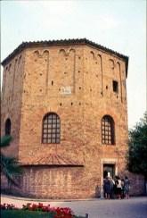 Baptistère des Orthodoxes- Ravenne, Italie