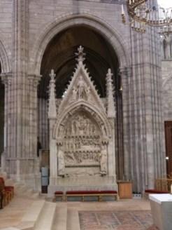 Tombeau du roi Dagobert 1er