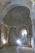 Voûte en cul-de-four de l'abside sud